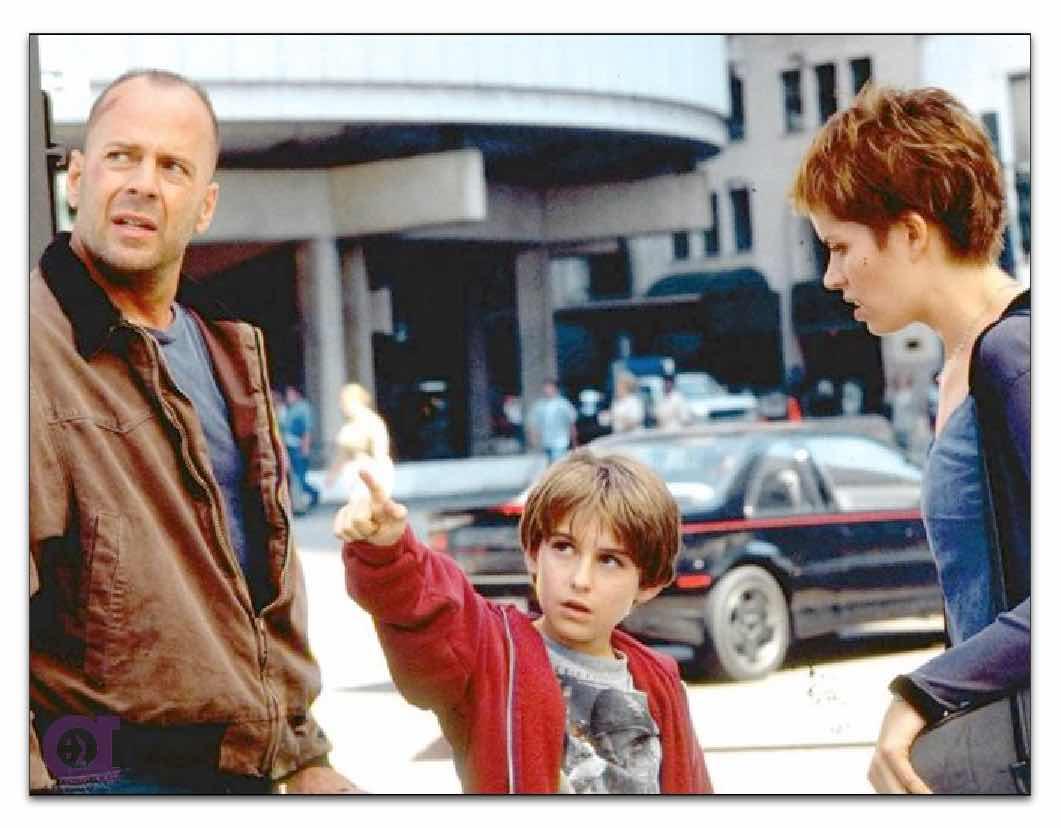 Code Mercury film sur enfant autiste en danger de mort.