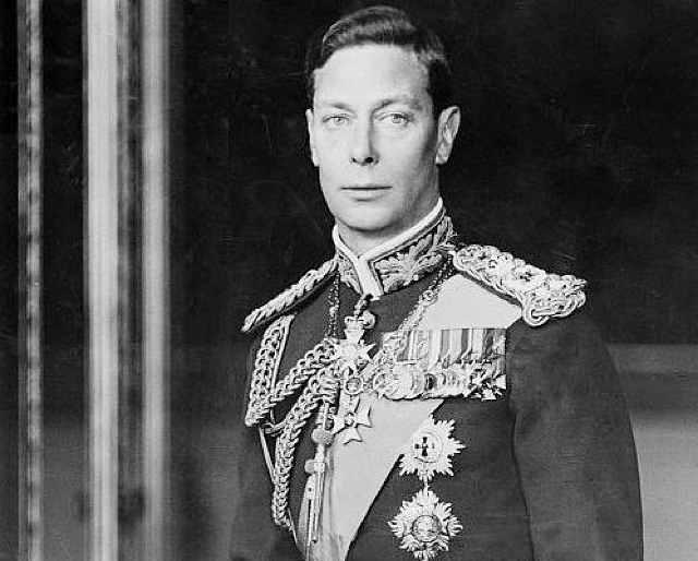 Georges VI - Roi du Royaume Uni